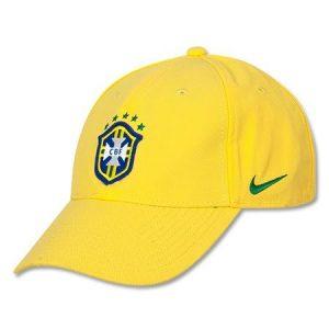 2014-15 Brazil Nike Core Baseball Cap (Yellow)