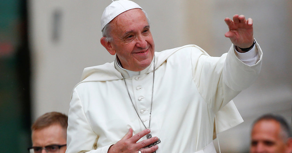 Pope Francis Warns Of 'Dangerous' Alliance Between U.S. And Russia