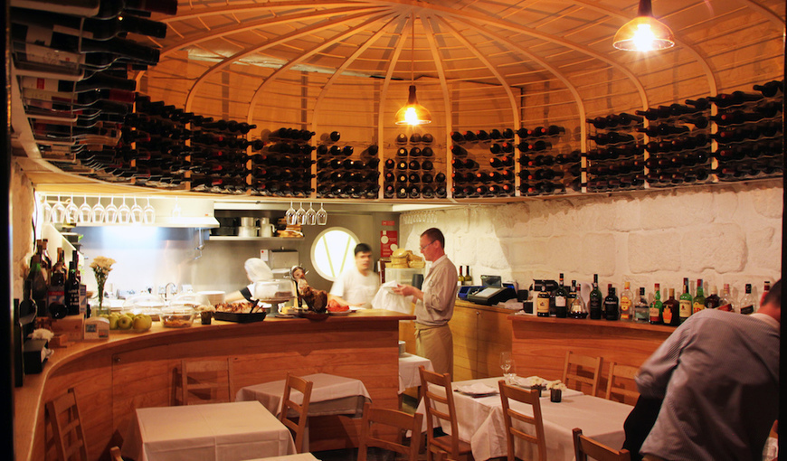 Taberna dos Mercadores: Porto in Miniature