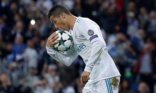Cristiano Ronaldo tops Forbes' Rich List of sport stars
