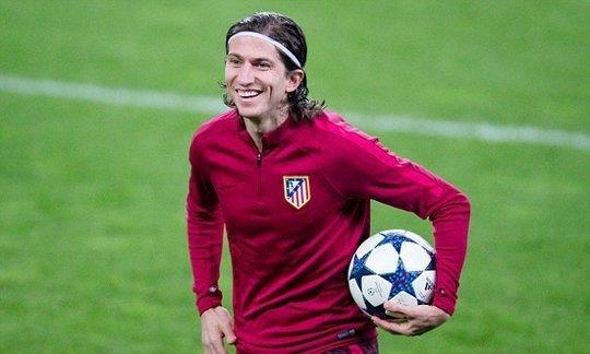 Diego Costa is better than Neymar and Eden Hazard, says Filipe Luis