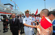 Navy's Peace Ark makes stop in Angola - World - Chinadaily.com.cn