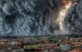 Portugal and Spain fire survivors describe horror as death toll rises