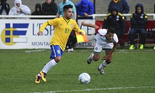 Real Madrid reach agreement to sign Brazilian wonderkid Alan