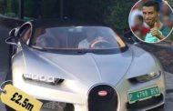 Real Madrid star Cristiano Ronaldo has amazing £6m car collection