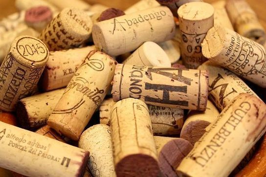 The case for cork bottle stoppers