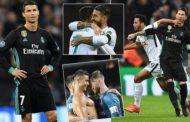 Cristiano Ronaldo and Sergio Ramos fall out as Real Madrid falter