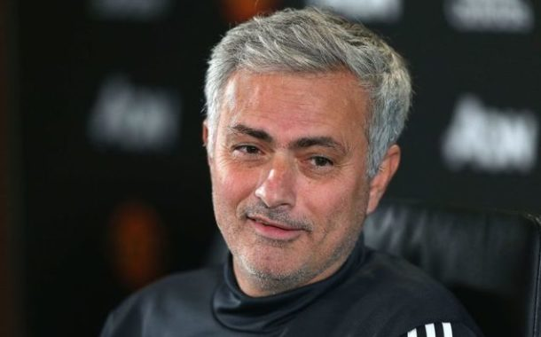 Jose Mourinho sets new Manchester United record