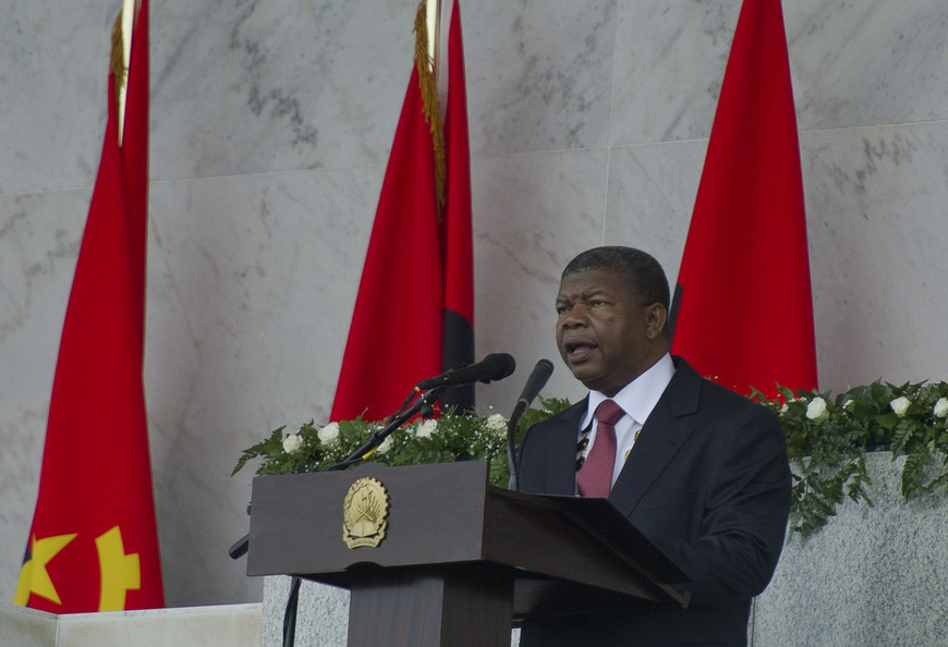 No puppet: President Lourenço stamps his authority on Angola