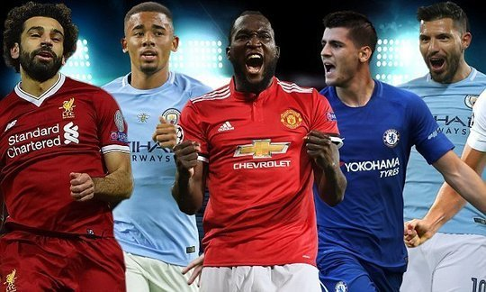 Race for the Premier League Golden Boot