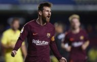 Lionel Messi draws level with Gerd Muller in European scoring charts