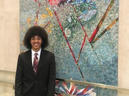 A Newark Rhodes Scholar makes his city proud | Carter