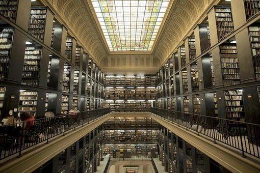 Biblioteca Nacional do Brasil – Rio de Janeiro, Brazil