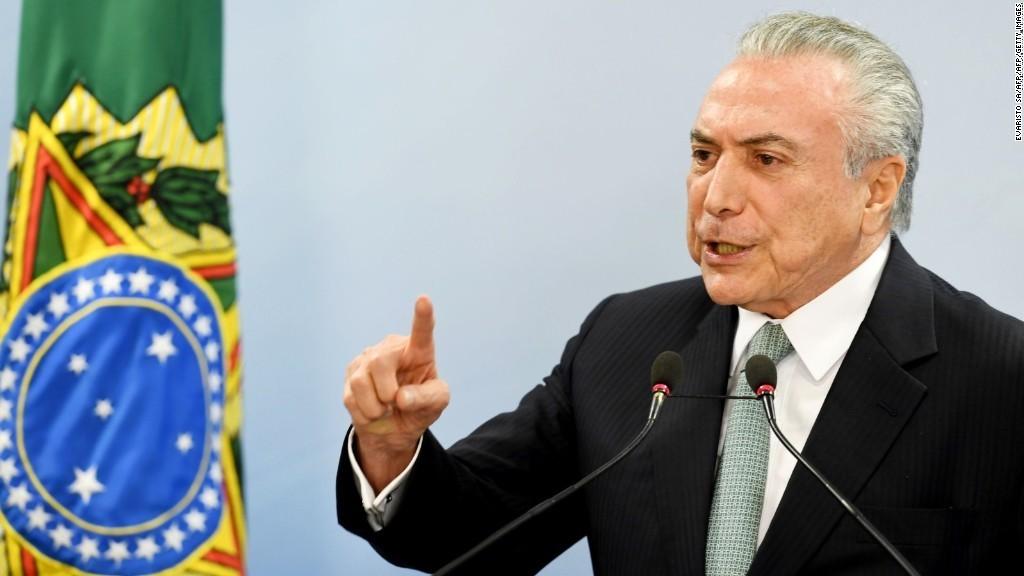 Brazil markets rally after former president's jail sentence is upheld