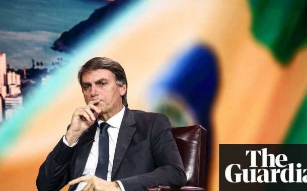 Brazil's far-right presidential contender gets soft drink named after him