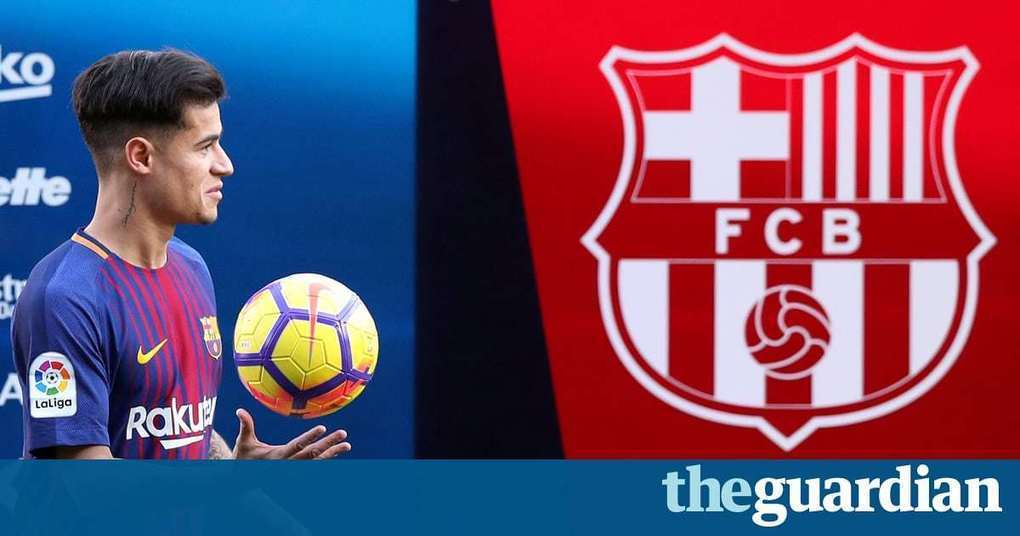 'I have dreamed of playing here': Philippe Coutinho finally arrives at Barcelona