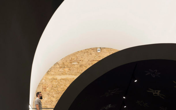 Spaceworkers commemorates Portuguese philosopher with installation