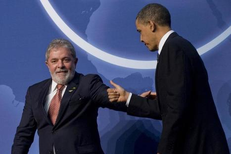 Democratic Party Leaders Lobby To Save Brazil's Ex-President Lula From Prison