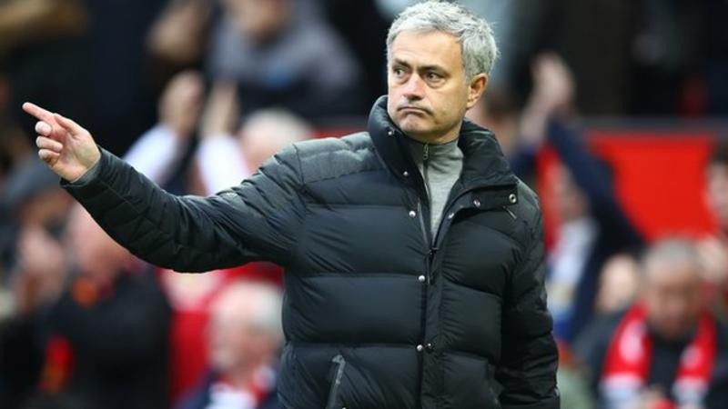 Jose Mourinho: Man Utd manager says he wants to stay at the club