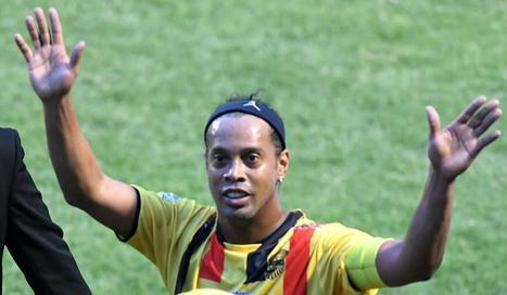 Ronaldinho Announces His Retirement; Why He Is One Of Soccer's All-Time Greats