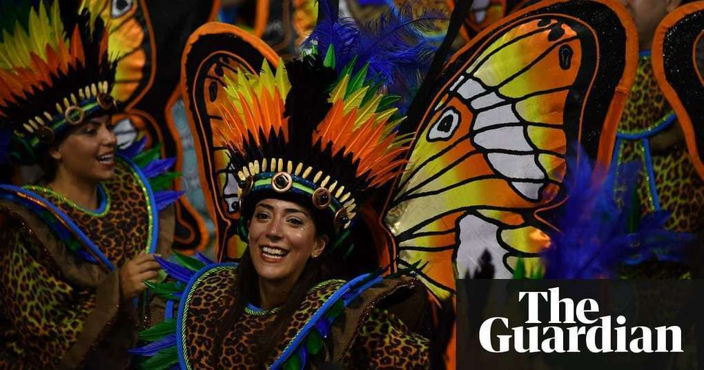 Brazilians turn to carnival as an escape from crime and corruption | World news | The Guardian