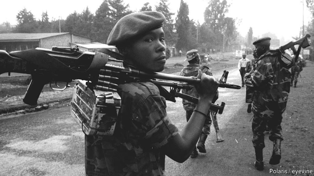 Congo is sliding back to bloodshed - Africa's broken heart