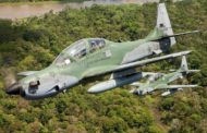 Brazilian Super Tucano intercepts plane with 500 kg cocaine cargo
