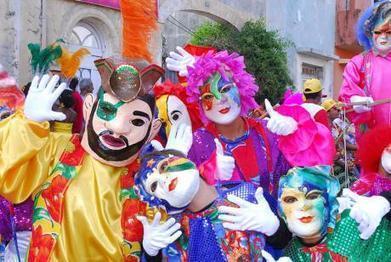 Brazil's political carnival