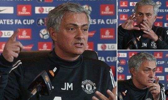 Jose Mourinho launches impassioned defence of his Man United record | Daily
