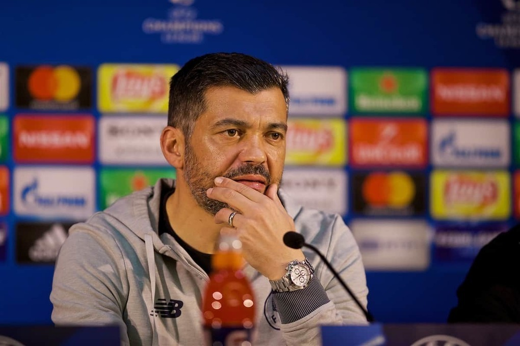 Porto manager gives mixed signals over ambitions ahead of Liverpool clash