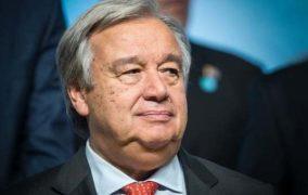 UN Chief António Guterres Calls For The Decriminalization Of All Drugs