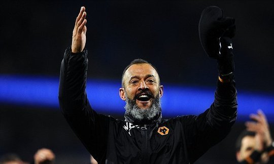 Wolves boss Nuno Espirito Santo vows to clean up his act on the touchline | Daily