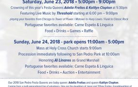 96th Annual San Pedro Festa 2018 - West Sacramento, California