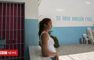Prison without guards or weapons in Brazil