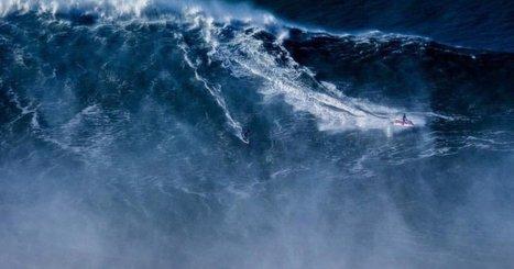 Cowabunga! Brazilian Rodrigo Koxa Breaks World Record Surfing 80-Foot Wave